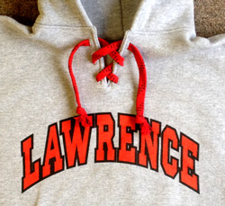 Laced Hoodies
